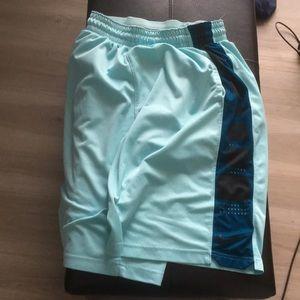 Nike team elite men's basketball shorts